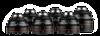Picture of CANON CN-E KIT 3 OTTICHE  (14, 24, 35, 50, 85, 135)